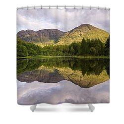 Torren Lochan Shower Curtain