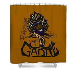 Tribe Of Gad Shower Curtain
