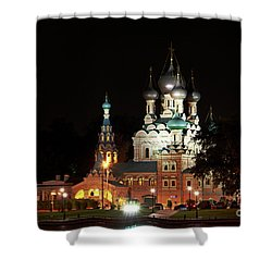 Trinity Church Shower Curtain