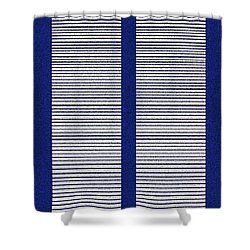 Twin Towers Of New York  Shower Curtain by Andee Design