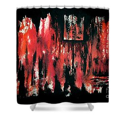 Untitled-102 Shower Curtain