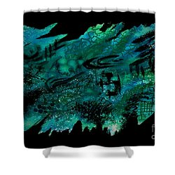 Untitled-129 Shower Curtain
