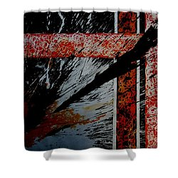 Untitled-55 Shower Curtain