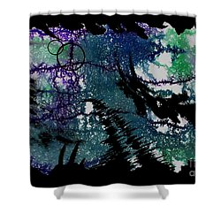 Untitled-74 Shower Curtain