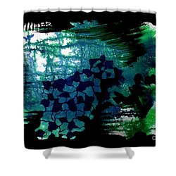 Untitled-94 Shower Curtain