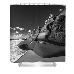 Shower Curtain featuring the photograph Untitled by Ryan Weddle