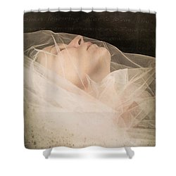 Veiled Shower Curtain