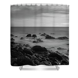 Ventnor Coast Shower Curtain