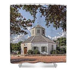 Vereins Kirche Shower Curtain
