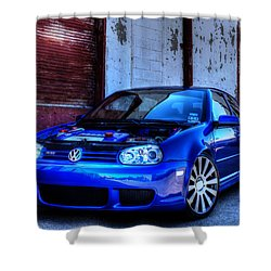 Volkswagen R32 Shower Curtain