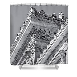 Washington Dc Architecture Shower Curtain