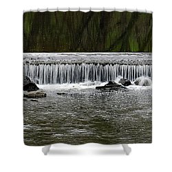 Waterfall 003 Shower Curtain