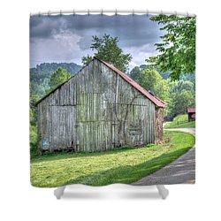 Wells Barn 13 Shower Curtain