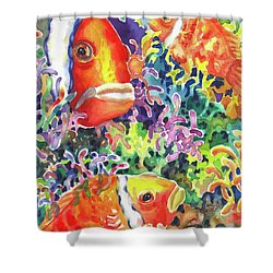 Where's Nemo I Shower Curtain