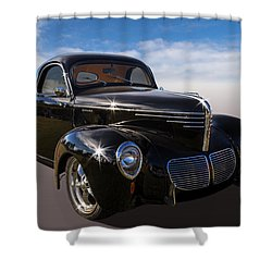 Willys Shower Curtain