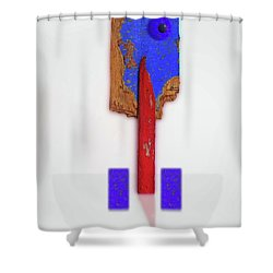 Winter Shower Curtain by Charles Stuart