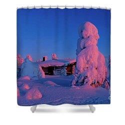 Shower Curtain featuring the photograph Winter Wonderland by Irina Hays