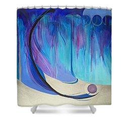 Wip Tashlich Shower Curtain