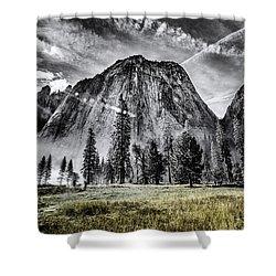 Yosemite Dawn Shower Curtain