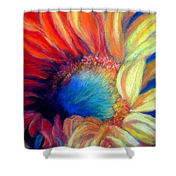 Your Passion Becomes My Passion Shower Curtain