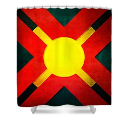 100b Shower Curtain