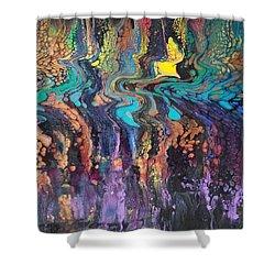 #109 Shower Curtain
