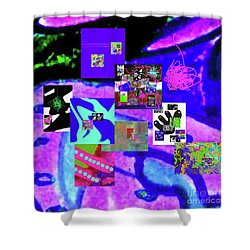 11-23-2016d Shower Curtain
