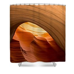 Lower Antelope Canyon Navajo Tribal Park #12 Shower Curtain