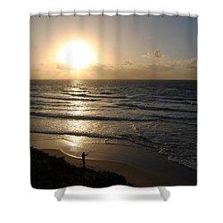 Sunset At Jaffa Beach 5 Shower Curtain