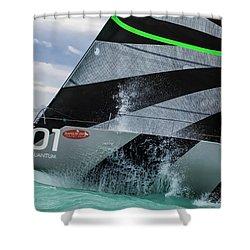 Key West Race Week Shower Curtain
