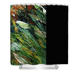Shower Curtain featuring the photograph ... by Mariusz Zawadzki