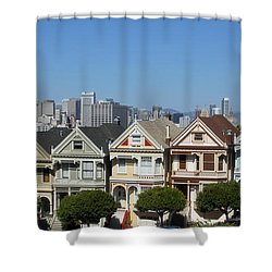 @san Francisco Shower Curtain