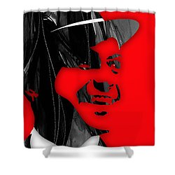 Frank Sinatra Collection Shower Curtain