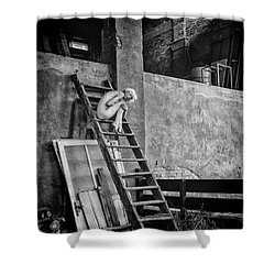 Shower Curtain featuring the photograph Kelevra by Traven Milovich