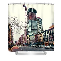 1355 1st Ave 1 Shower Curtain
