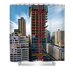 1355 1st Ave 3 Shower Curtain