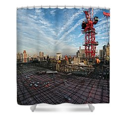 1355 1st Ave 4 Shower Curtain