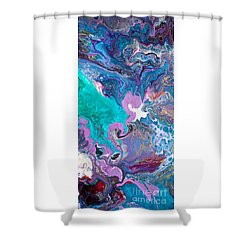 #1397 Not Time To Fly A Kite Shower Curtain