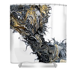 #1399  Shower Curtain