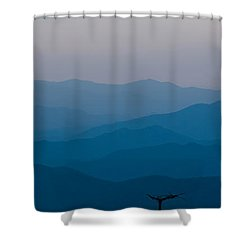 Panoramic Fine Art Prints Shower Curtain