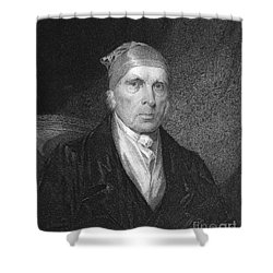 James Madison (1751-1836) Shower Curtain by Granger