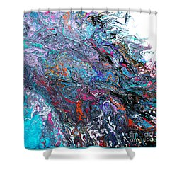 #1534 Splash Shower Curtain
