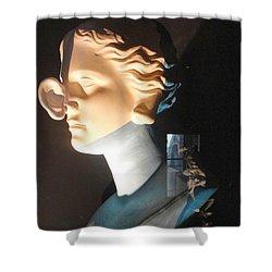 Salvador Dali Museum Shower Curtain