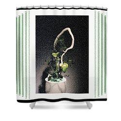 Digital Artistry Shower Curtain