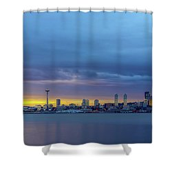 Seattle Shower Curtain
