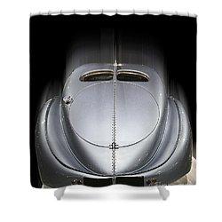 1926 Bugatti Rear Shower Curtain