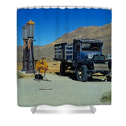 1927 Dodge Graham  Shower Curtain