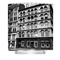1935 15 Union Square New York City Shower Curtain
