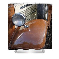 1936 Gmc Pickup Truck 2 Shower Curtain