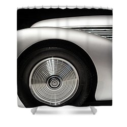 1938 Hispano-suiza H6b Xenia Shower Curtain